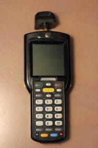 Ремонт ТСД Zebra MC3190, сканирующий узел