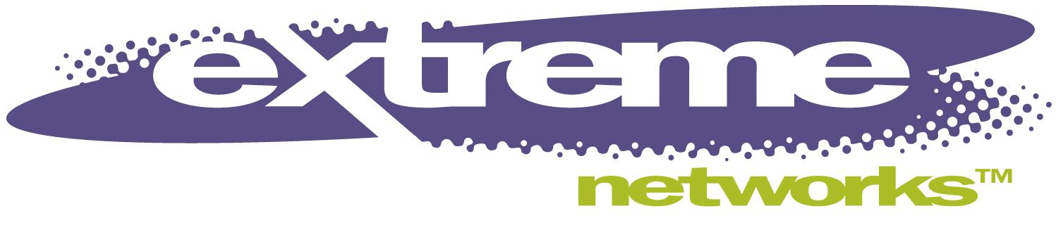 extreme networks Logo, активное сетевое оборудование
